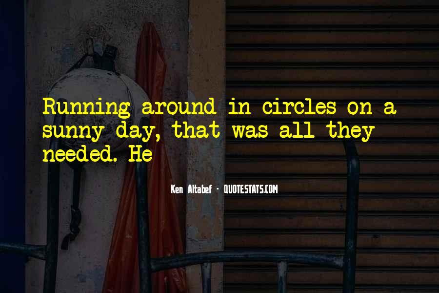 Ken Altabef Quotes #1560475