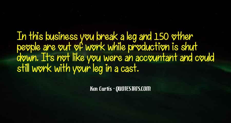 Ken Curtis Quotes #1348681