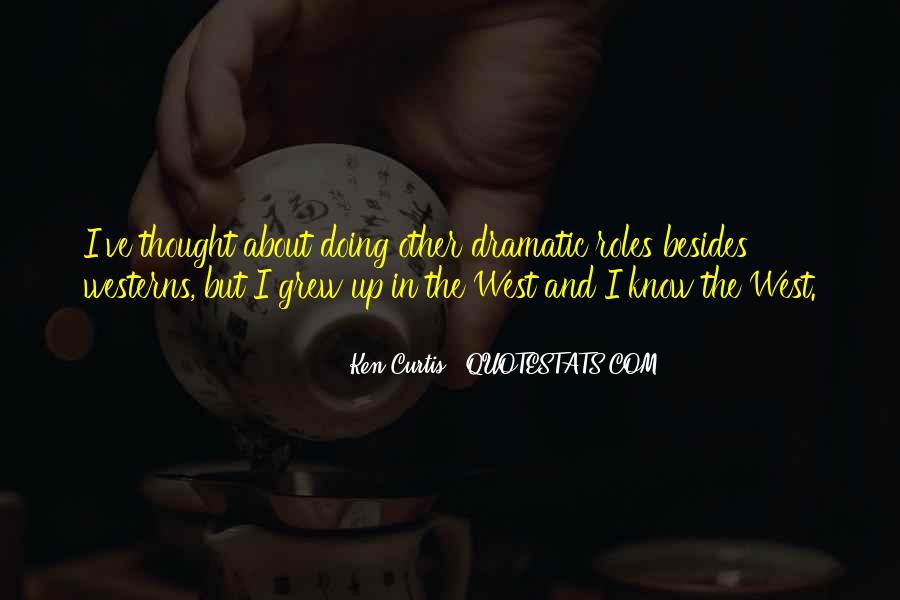 Ken Curtis Quotes #256615