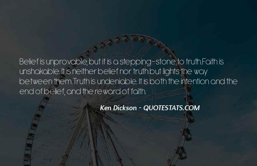 Ken Dickson Quotes #1508755