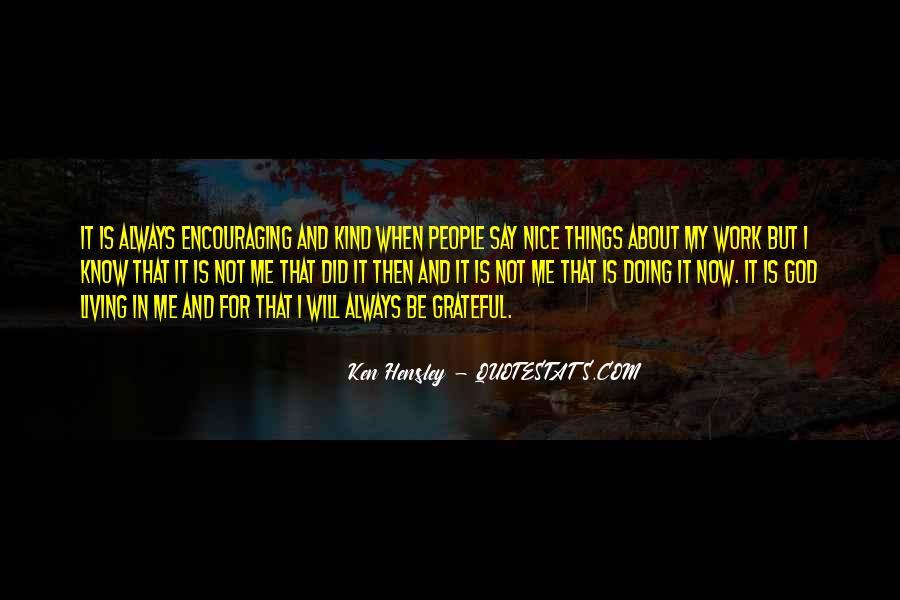 Ken Hensley Quotes #28905