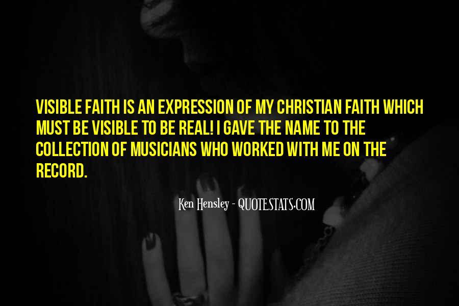 Ken Hensley Quotes #311275