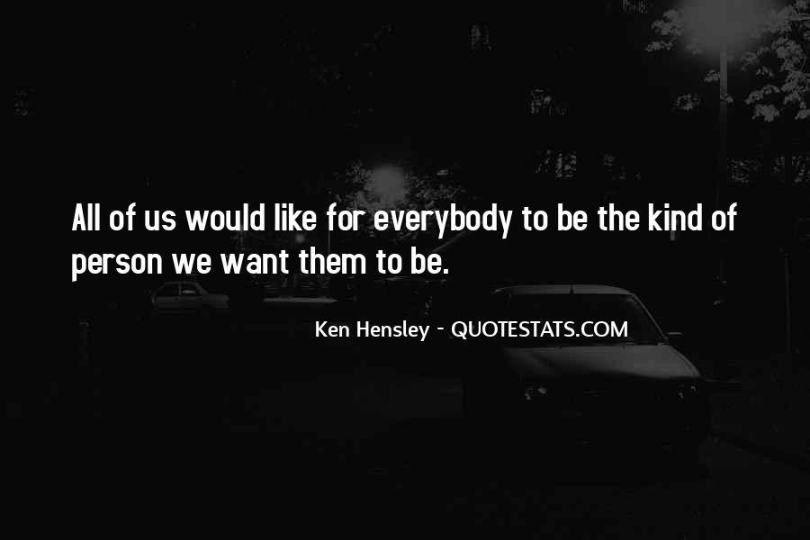 Ken Hensley Quotes #475798