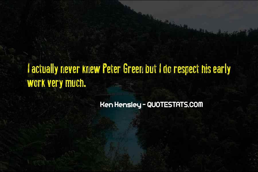 Ken Hensley Quotes #883839