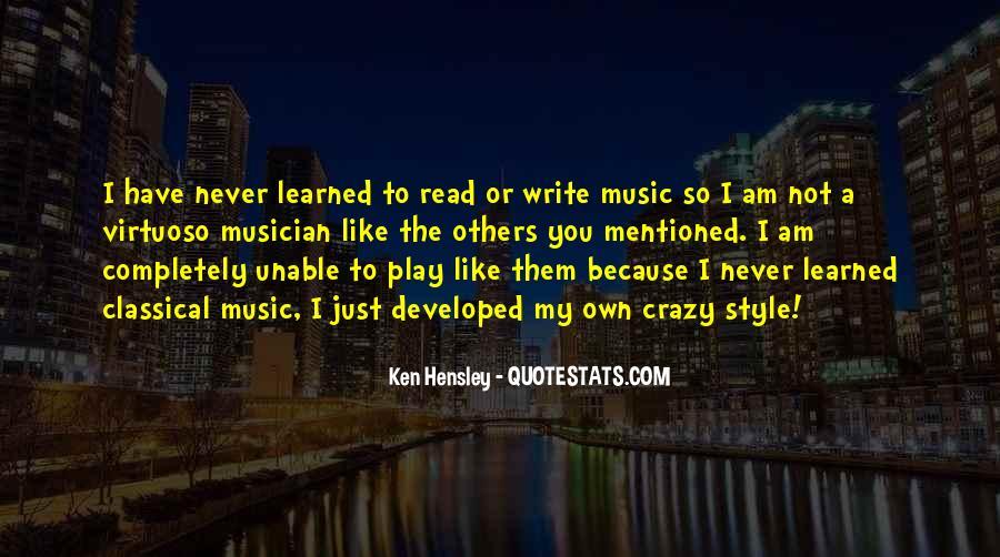 Ken Hensley Quotes #975611