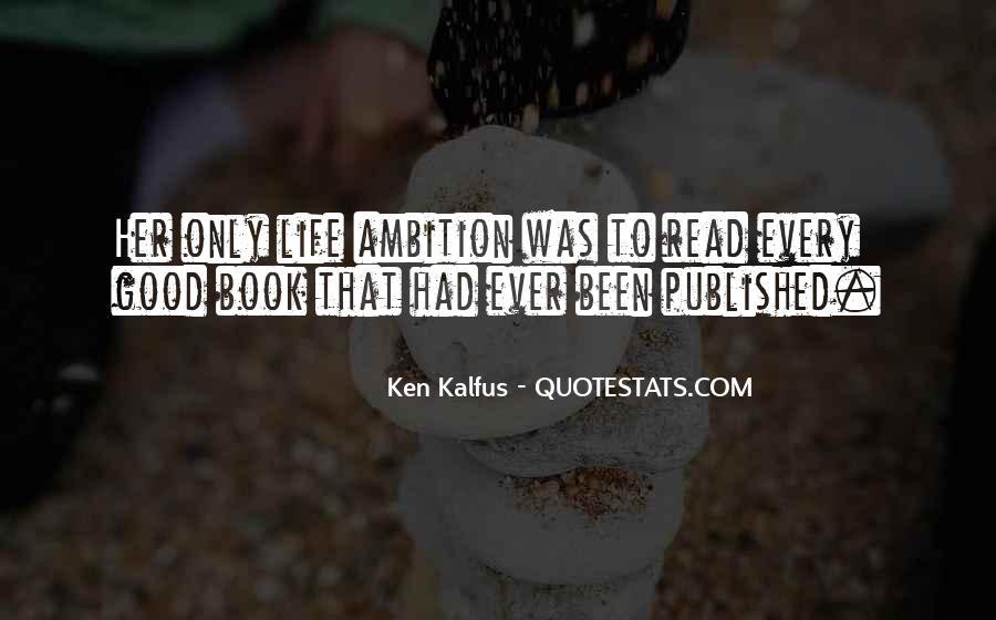 Ken Kalfus Quotes #1093914
