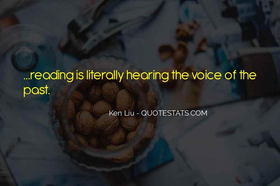 Ken Liu Quotes #1170601