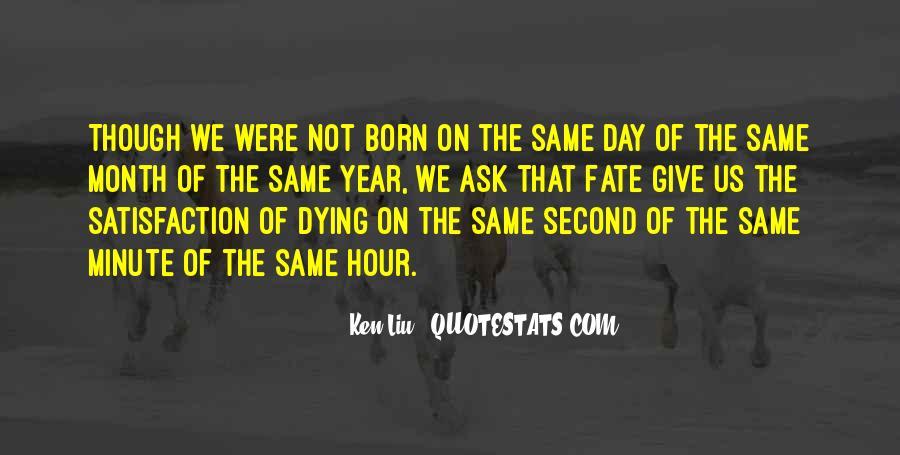 Ken Liu Quotes #1485173
