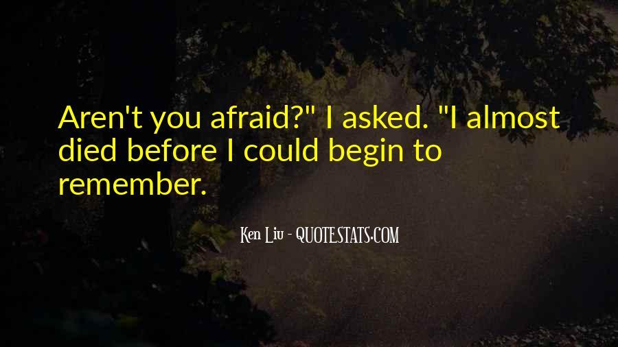 Ken Liu Quotes #1788199