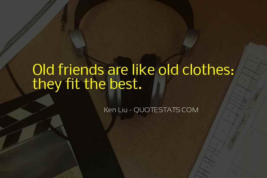 Ken Liu Quotes #297315