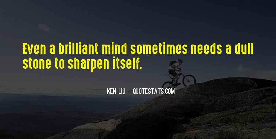 Ken Liu Quotes #338319