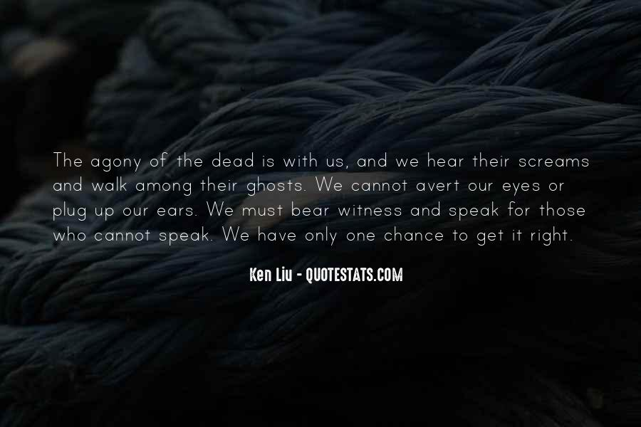Ken Liu Quotes #53390