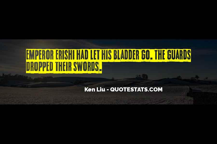 Ken Liu Quotes #895083