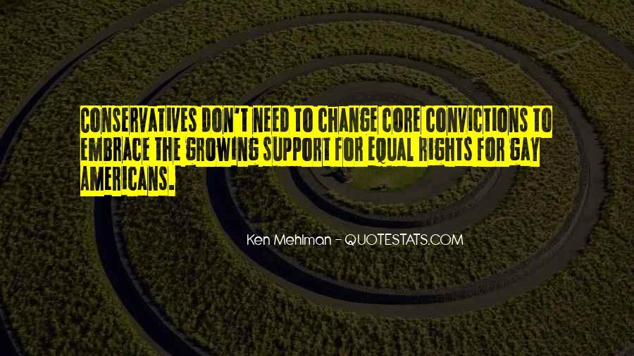 Ken Mehlman Quotes #1077208