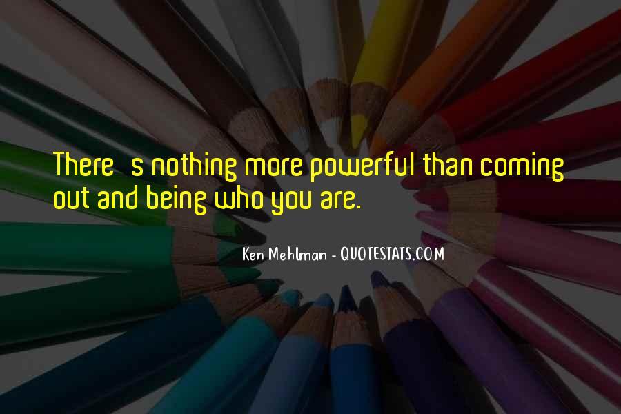 Ken Mehlman Quotes #1113870