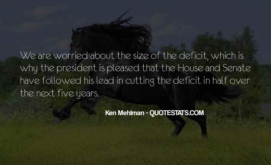 Ken Mehlman Quotes #185191