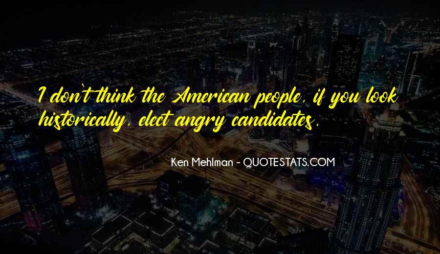 Ken Mehlman Quotes #284412