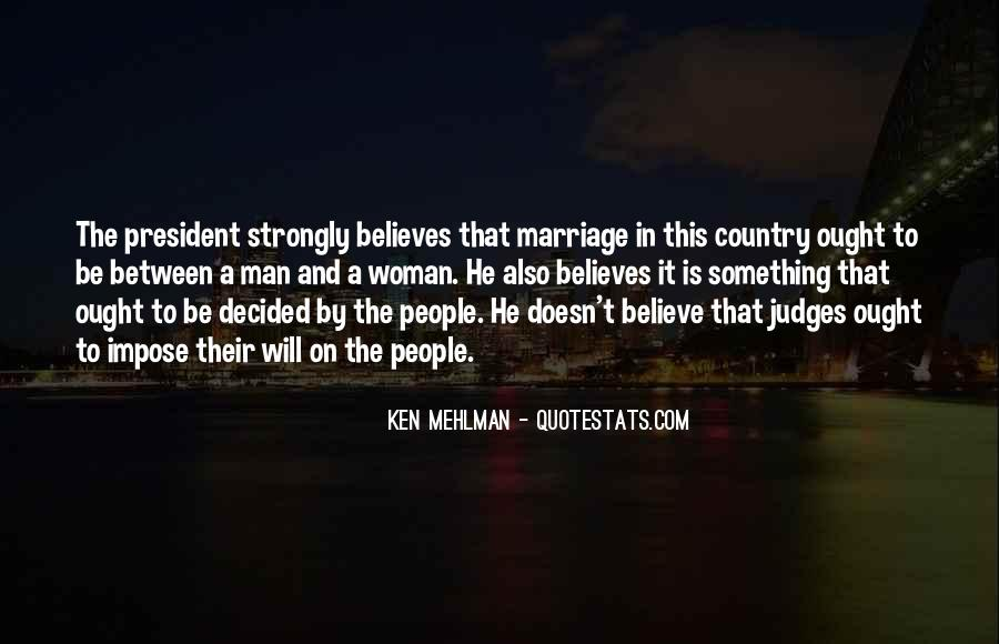 Ken Mehlman Quotes #572641