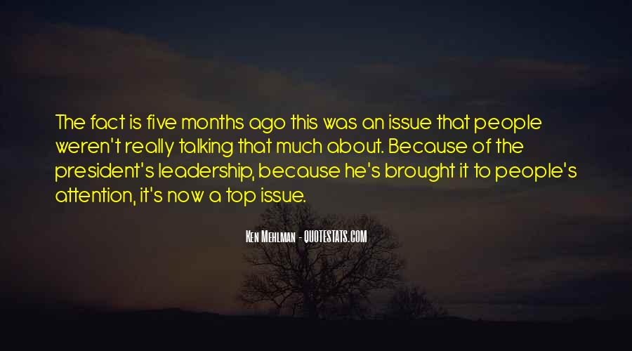 Ken Mehlman Quotes #661168