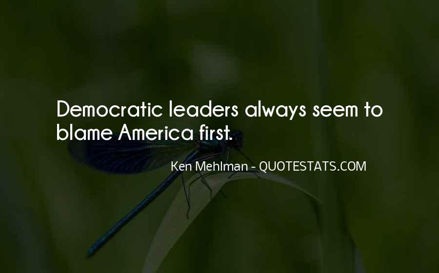 Ken Mehlman Quotes #758825