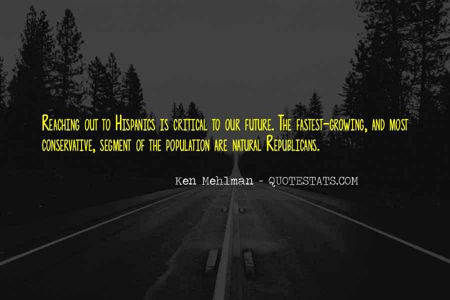 Ken Mehlman Quotes #773212