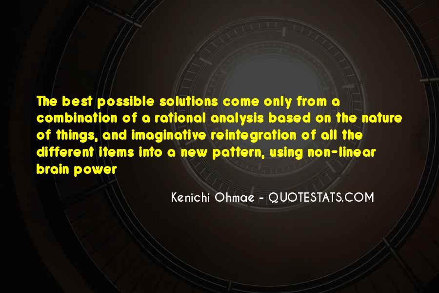 Kenichi Ohmae Quotes #1569347