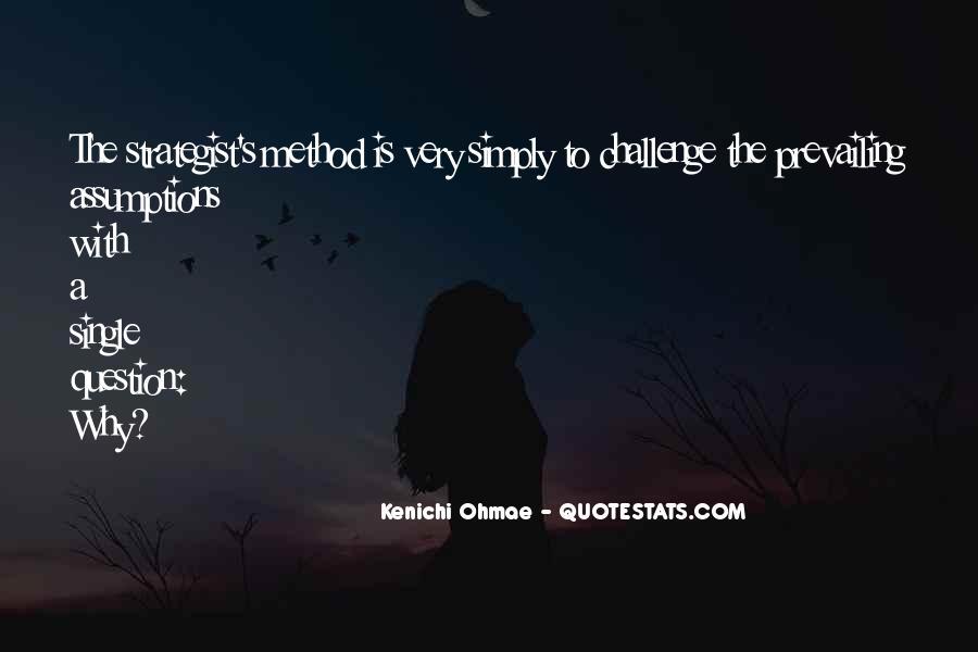 Kenichi Ohmae Quotes #414930