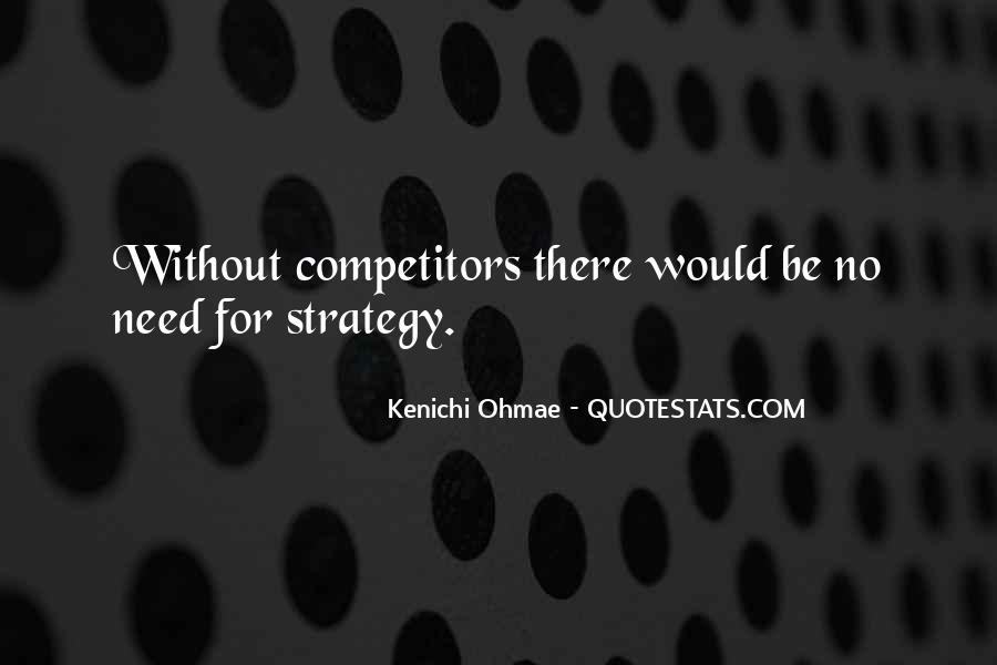 Kenichi Ohmae Quotes #437494