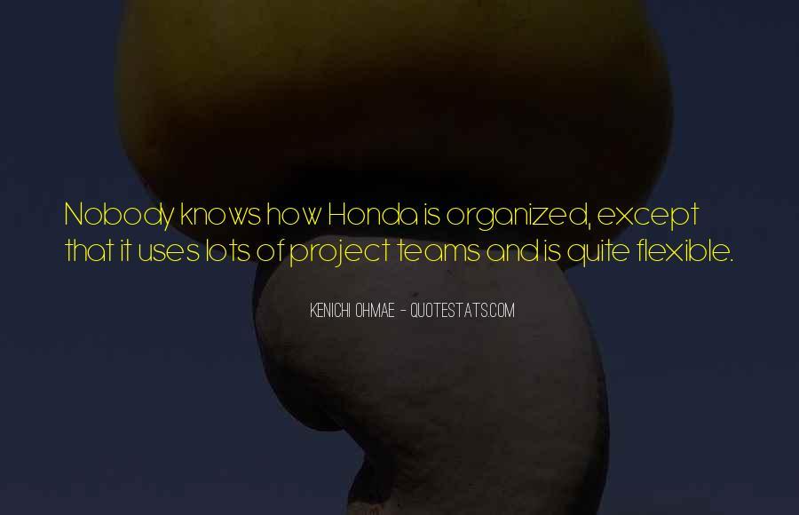 Kenichi Ohmae Quotes #728343