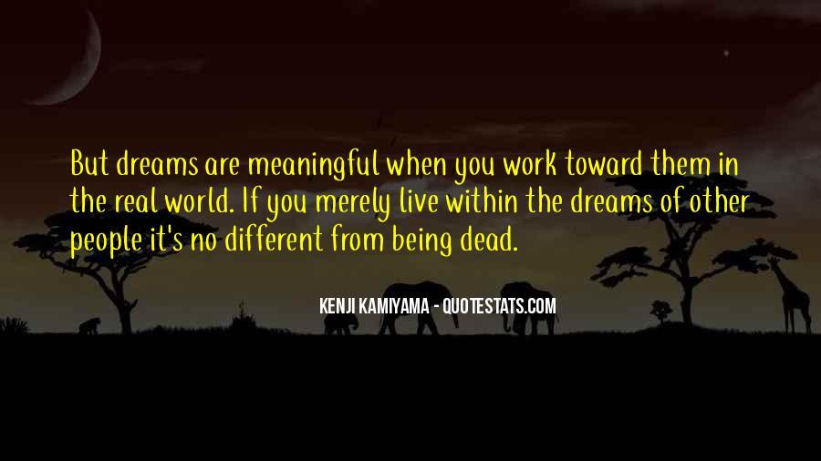 Kenji Kamiyama Quotes #838040