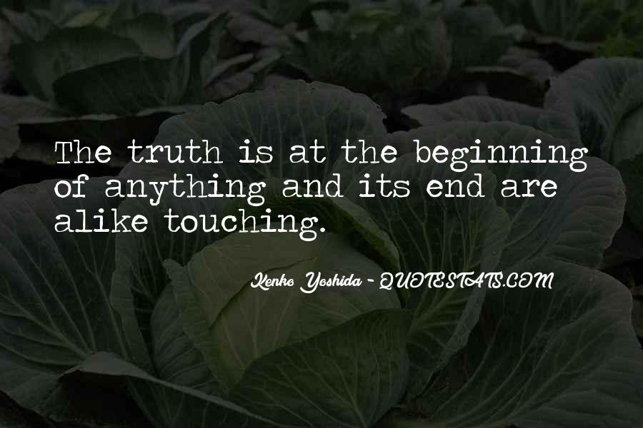 Kenko Yoshida Quotes #106182