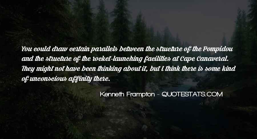 Kenneth Frampton Quotes #844652