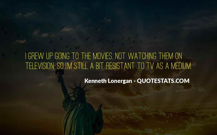 Kenneth Lonergan Quotes #1030110