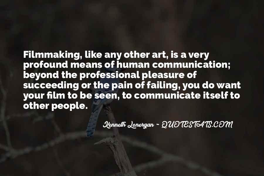 Kenneth Lonergan Quotes #1176443