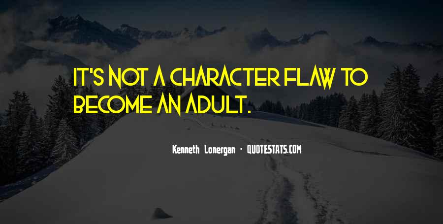 Kenneth Lonergan Quotes #1635678