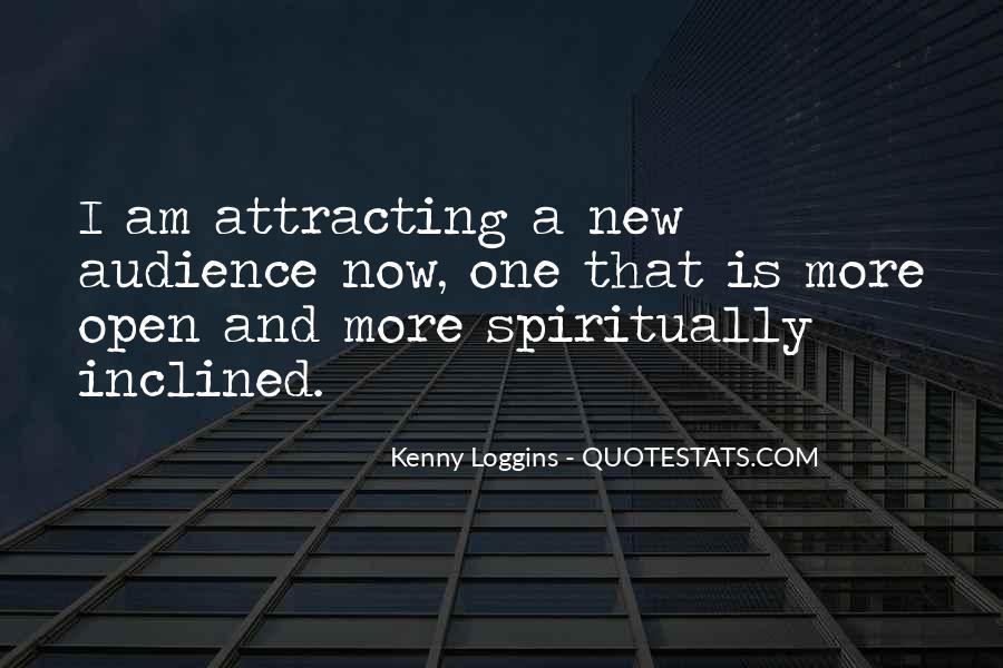 Kenny Loggins Quotes #1290548