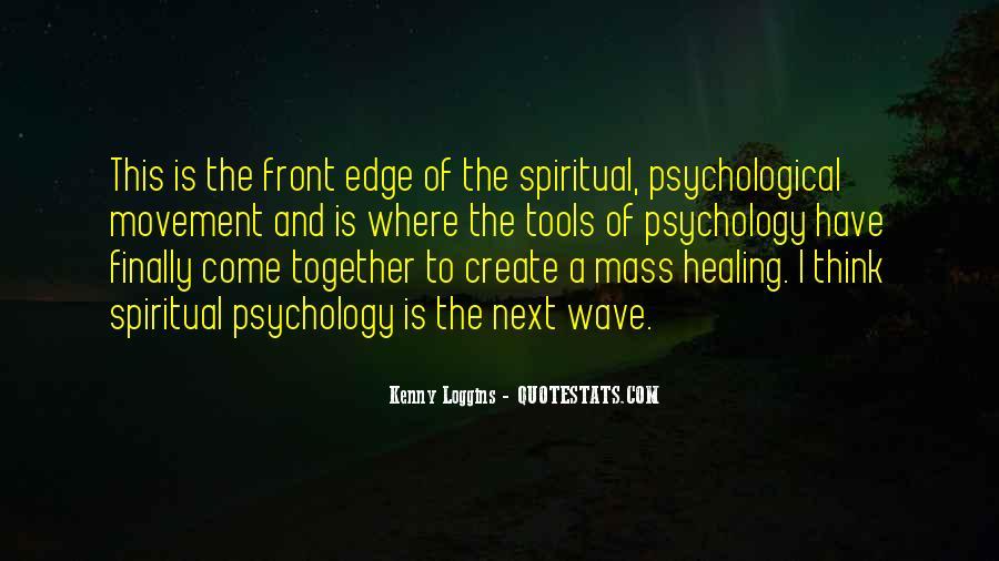 Kenny Loggins Quotes #1498007