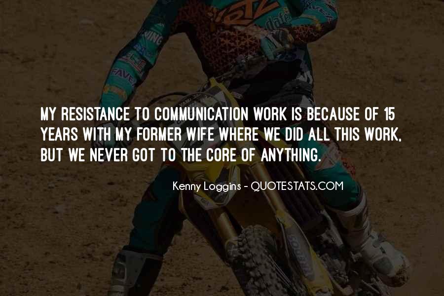 Kenny Loggins Quotes #1839246
