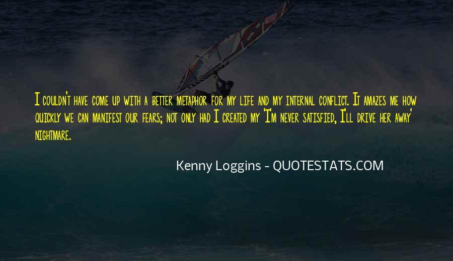 Kenny Loggins Quotes #247113