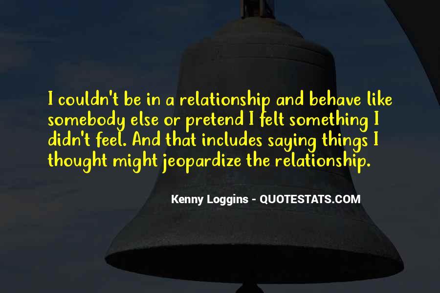 Kenny Loggins Quotes #367615