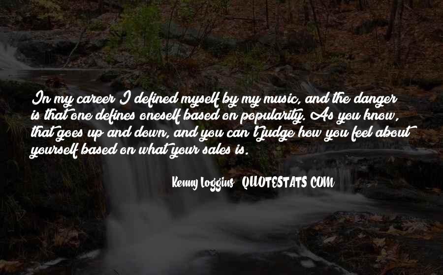Kenny Loggins Quotes #42684
