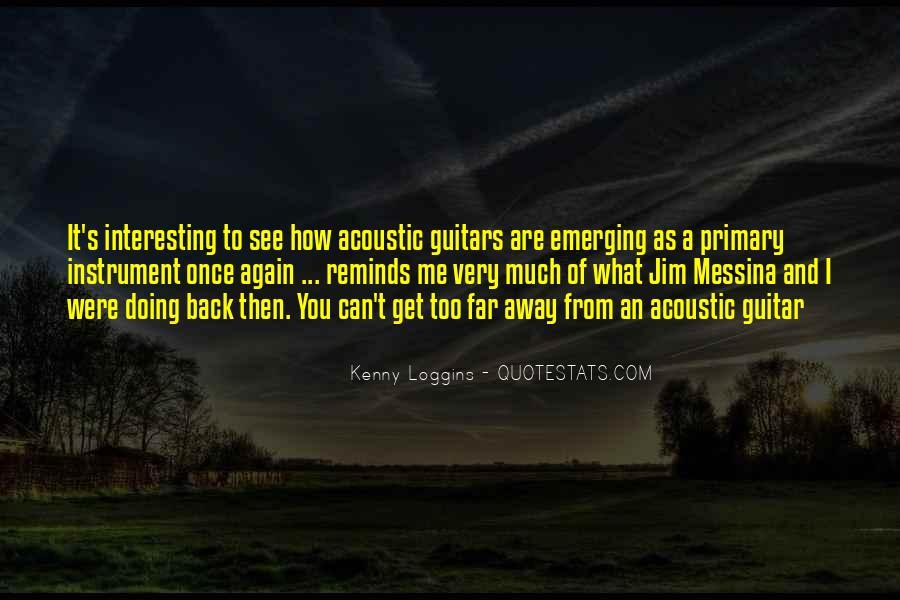Kenny Loggins Quotes #88589