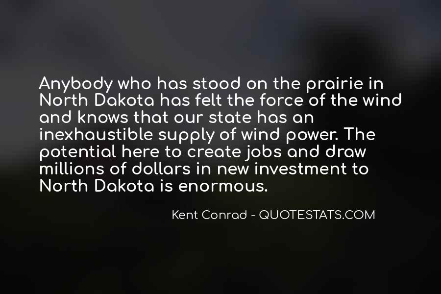Kent Conrad Quotes #290822