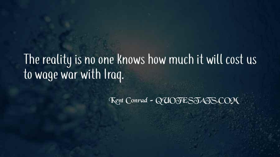 Kent Conrad Quotes #333564