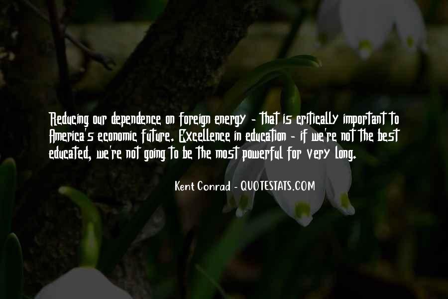 Kent Conrad Quotes #352712