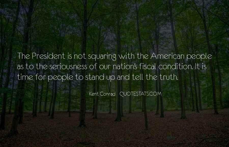 Kent Conrad Quotes #358110