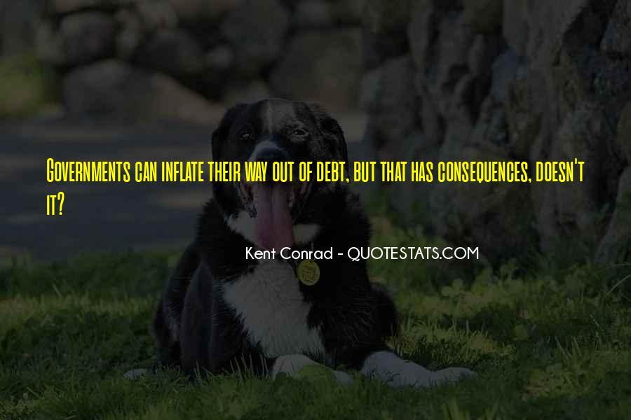Kent Conrad Quotes #57905