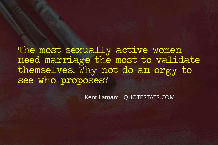 Kent Lamarc Quotes #117729