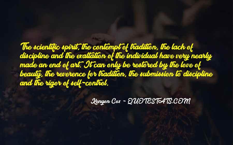 Kenyon Cox Quotes #577653
