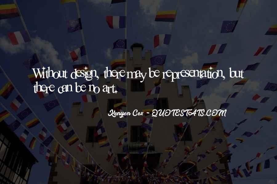 Kenyon Cox Quotes #752238